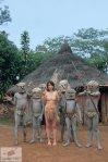 visit an wild village