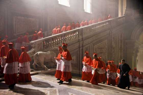 ingeri si demoni dan brown papi papa vatican