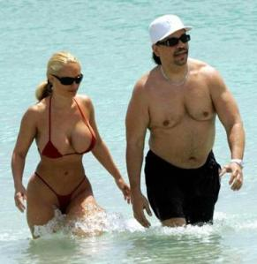 ice t & coco wife