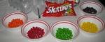 separare bomboane in vase diferite reteta